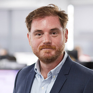 Brendan Halliday  | Recruitment Director